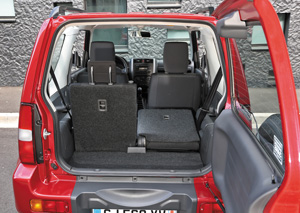 essais auto interieur et ext rieur suzuki jimny auto. Black Bedroom Furniture Sets. Home Design Ideas
