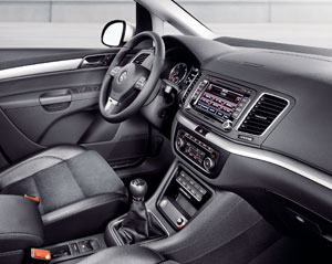 essais auto interieur et ext rieur volkswagen sharan depuis fin 2010 auto. Black Bedroom Furniture Sets. Home Design Ideas