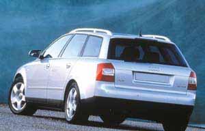 Essais auto interieur audi a4 1995 a 2000 auto for Interieur a4 2000