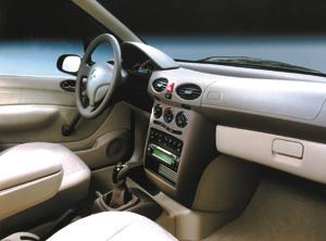essais auto interieur mercedes classe a jusqu en 2004 auto. Black Bedroom Furniture Sets. Home Design Ideas