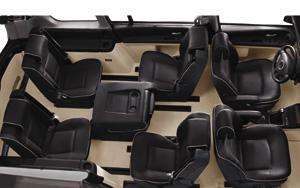 Essais auto interieur renault espace iv depuis 2002 for Renault espace 4 interieur